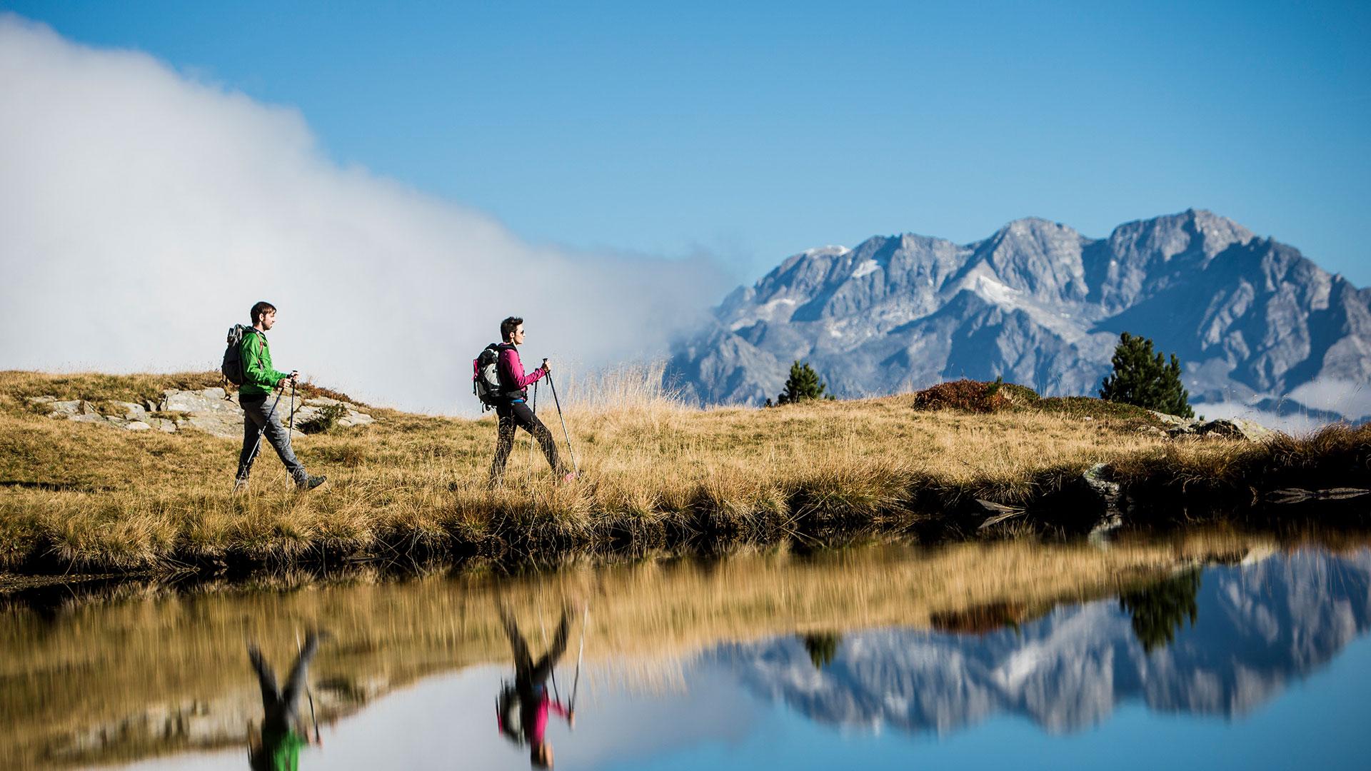 Wandertipps aus Südtirol: jetzt loswandern! Axm2Q